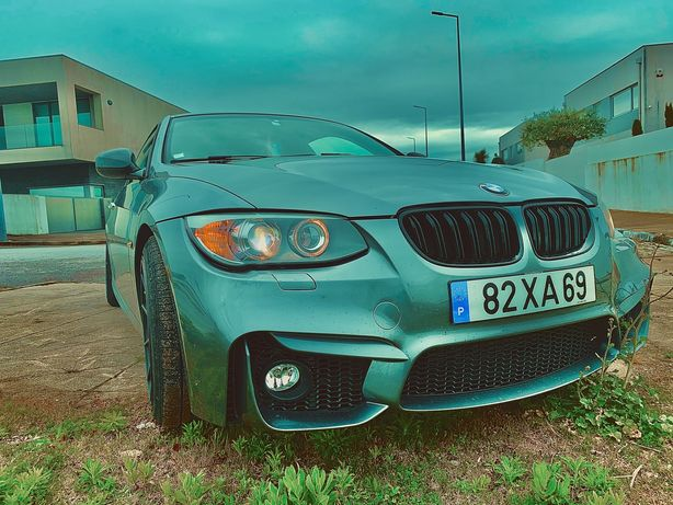 Bmw e92 lci pack m look m4