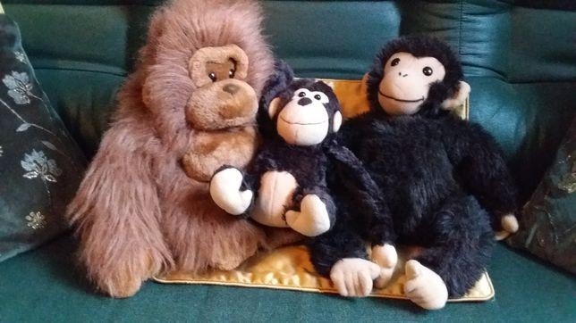 Игрушки. Семья обезьянок