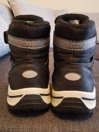 Buty zimowe/ śniegowce r.24