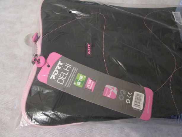 "Чехол для ноутбука PORT Designs Delhi Skin 15.6"" Pink"