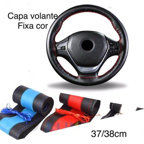 Kit Forrar Volante capa pele Cor