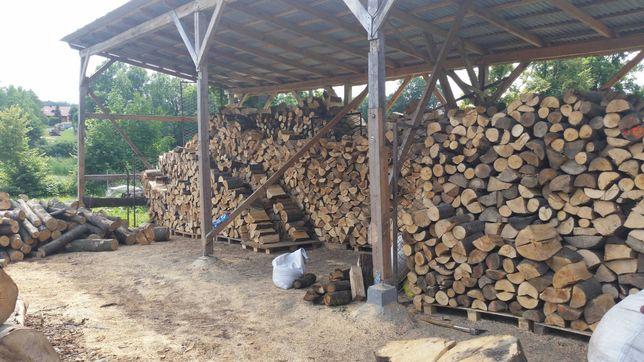 Drewno kominkowe, opałowe Oświęcim, Zator, Krzeszowice