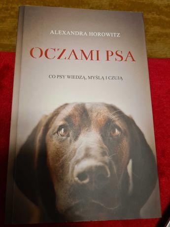 """Książka """"Oczami psa"""" Alexandra Horowitz"""