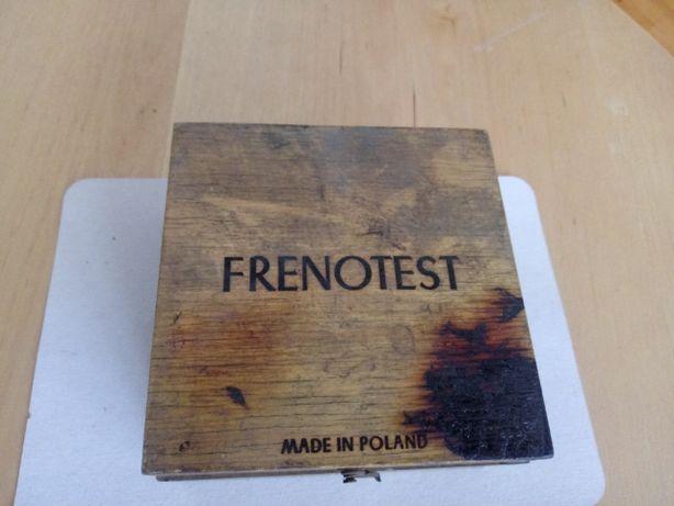 Miernik hamowania Frenotest Prl