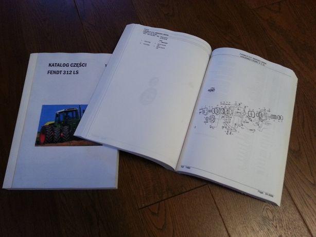 Katalog Części Fendt 312 LS