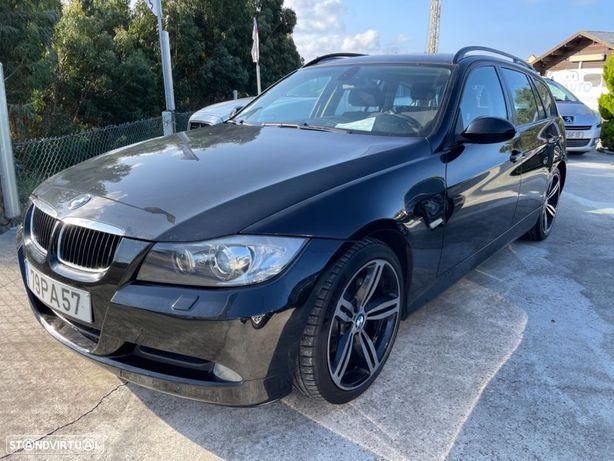 BMW 320 320d Touring NAVIGATION