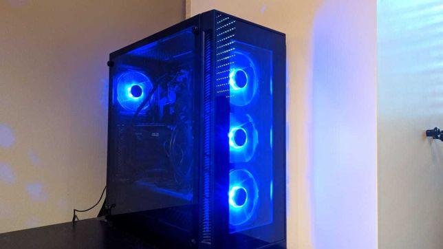 Computador Designer i5 8ªGr - 1080TB SSD / 16GB /  GTX1050TI Cerberus