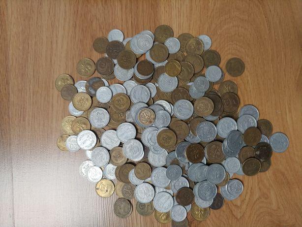 Monety obiegowe PRL