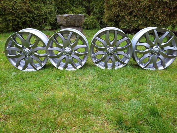 "Felgi aluminiowe 16"" 5x114,3 ET45 Toyota Auris Avensis Corolla Rav4"