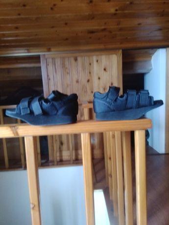 Sapato(s) pós cirúrgico