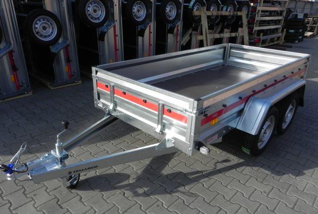 Przyczepa, przyczepka samochodowa PRO 3015/2, 2 osie 750 kg