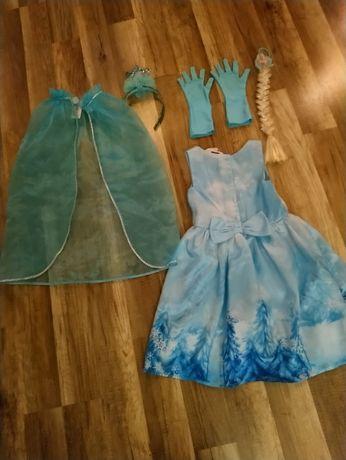 Sprzedam sukienka komplet
