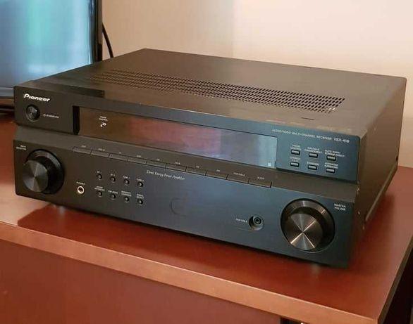 Sprzedam amplituner Pioneer VSX-418 z zestawem głośników Prism