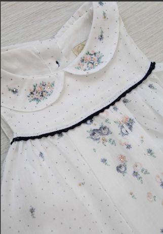 Турция! Шикарное платье на годик,нарядное платье на 8 марта
