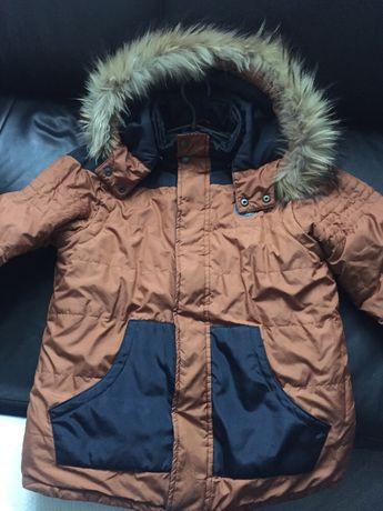 Куртка теплая Войчик wojcik унисекс