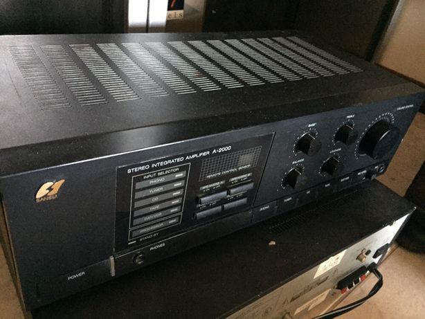 Amplificador Sansui A-2000