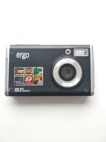 Фотоапарат Ergo