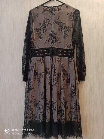 Красивое платье к новому году