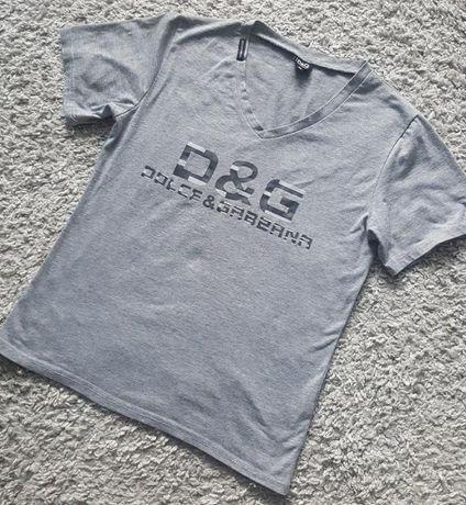 Оригинал.фирменная,хлопковая футболка dolce & gabbana