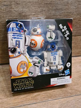 Hasbro Star Wars Droidy R2-D2, BB-8, D-O E3118