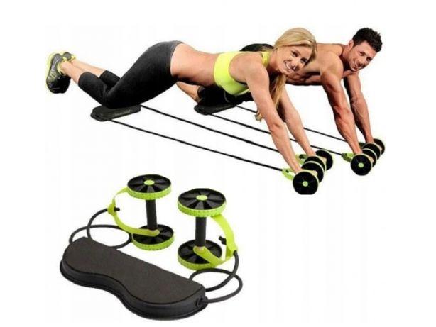 GUMA treningowa FITNESS DO ĆWICZEŃ mięśni brzucha REVOFLEX crossfit