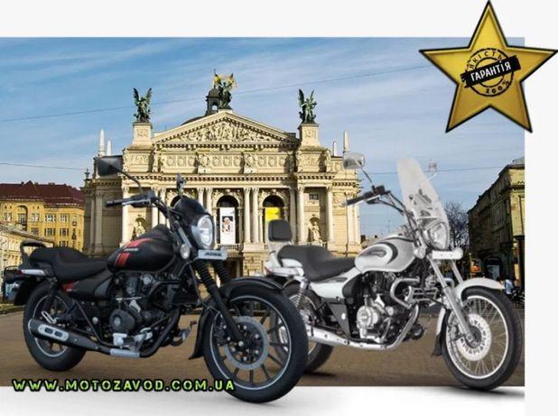Мотоцикл Bajaj Avenger 220 cc Cruise та Street Баджадж Евенджер -Індія
