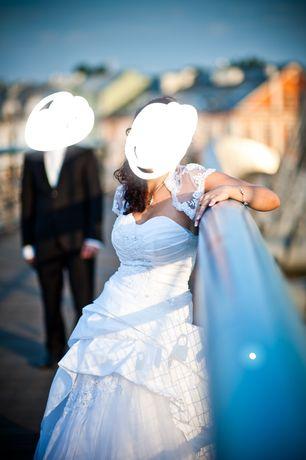 Suknia ślubna!