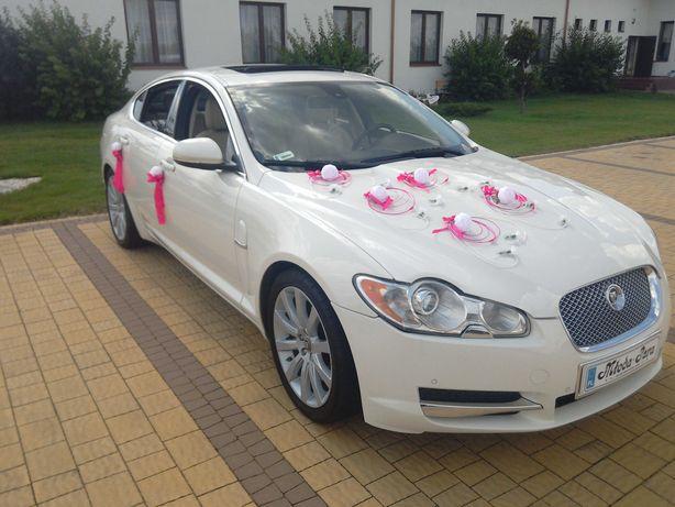 Auto do ślubu wesela