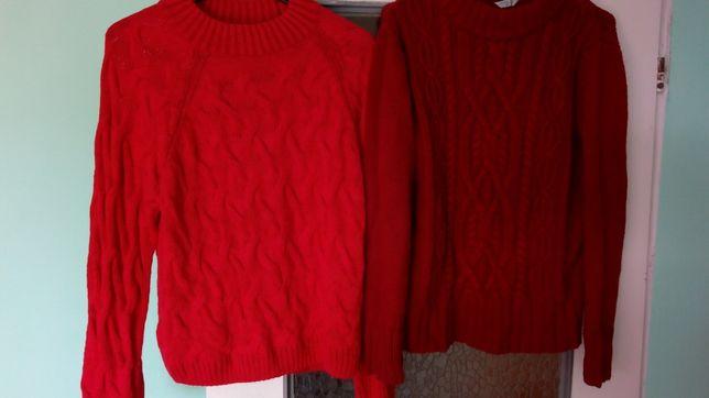 Swetry damskie XXL 48