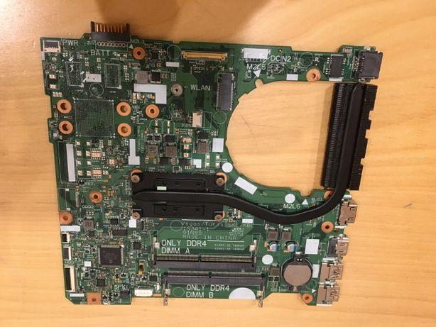 Serwis Laptop - Płyta główna SKL/KBL 15341-1 DELL VOSTRO 3568 i3-7130U