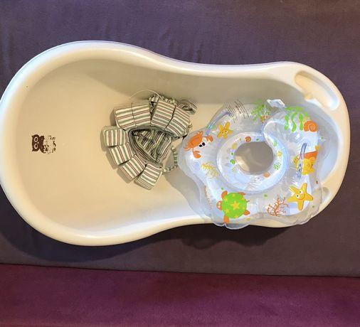 Ванночка шапочка круг