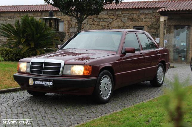 Mercedes-Benz 190 D 2.5 Turbo