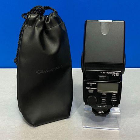Olympus Electronic Flash FL-36 (MFT - Micro 4/3)