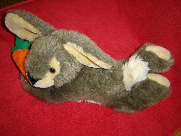 Interaktywny duży królik