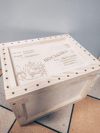 Подарочный ящик, коробка