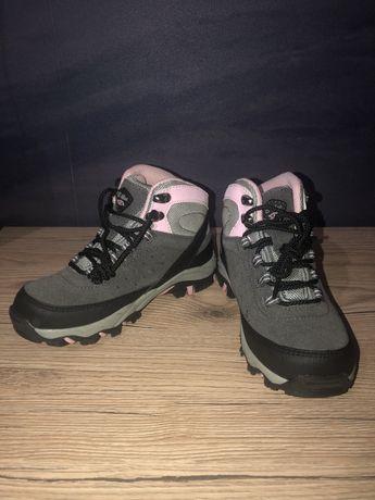 Зимние ботинки для девочки 28р