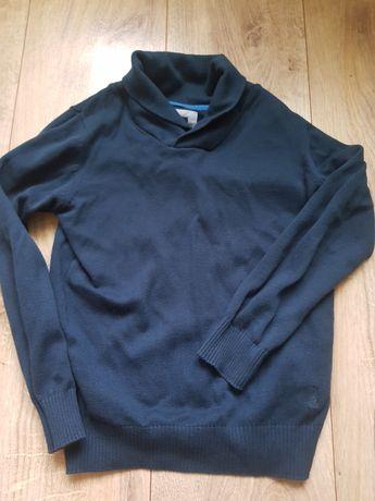 Sweter granatowy cool club smyk 122