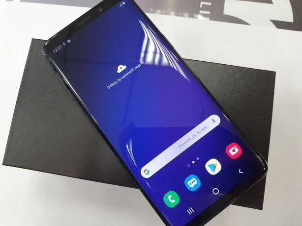 Samsung Galaxy S9 Dual SIM/ Black/ 100% sprawny/ Gwarancja/ Gdynia