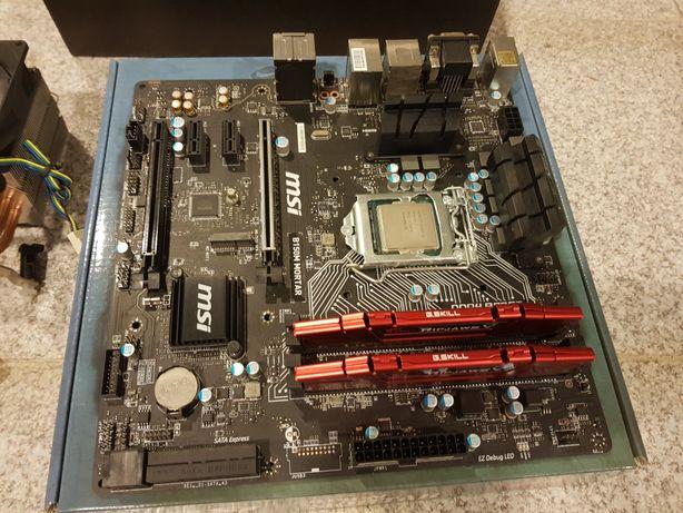 Bundle- Board/Processador i5/Ram 8gb/grafica/cooler/Fonte/