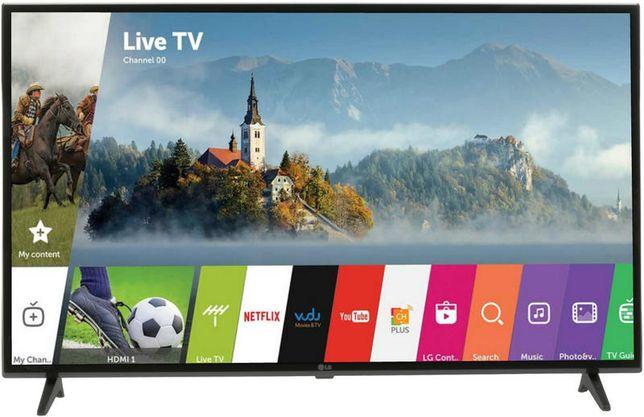 Телевизор LG 43UK6300PLB 4K Smart WI-FI DVB-T2 официальный