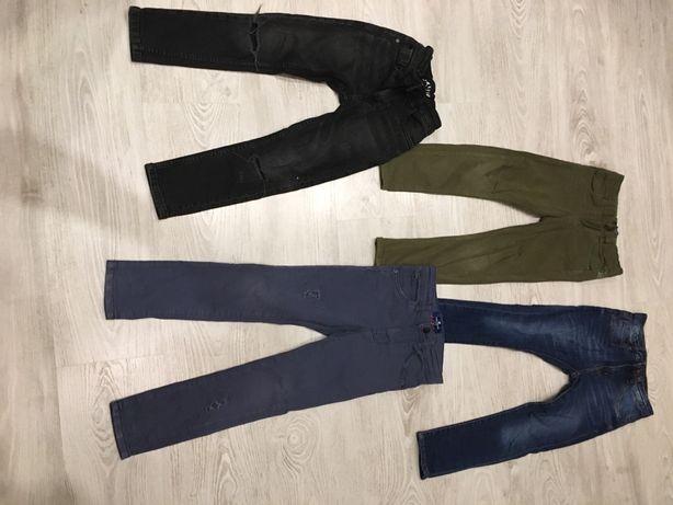 Spodnie rozmiar 116 zara tom tailor reserved