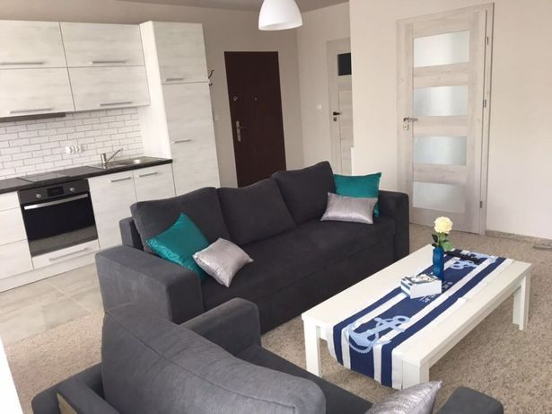ŁEBA luksusowy apartament