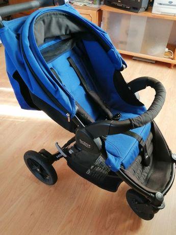 детская прогулочная коляска Britax B-Motion синяя б/у