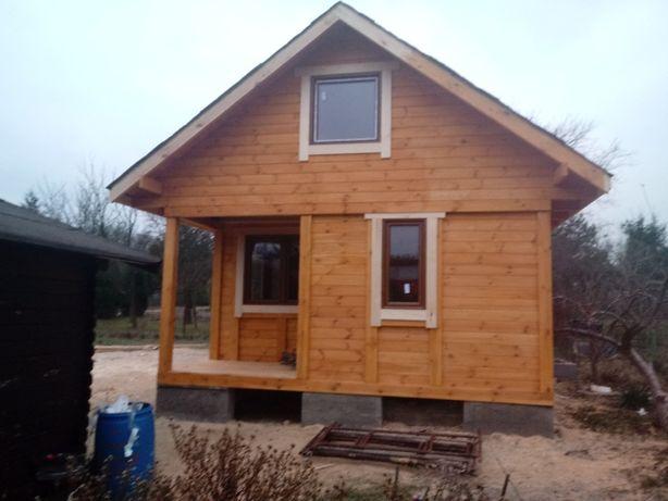 K3 domki drewniane letniskowe