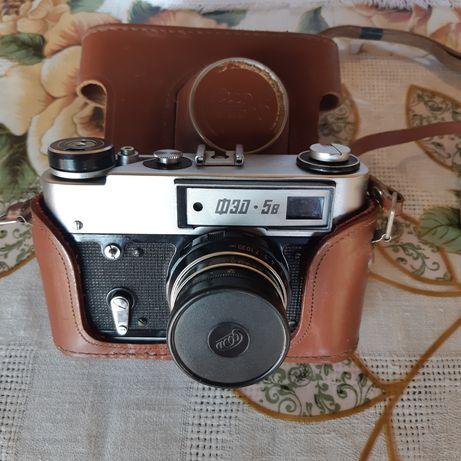 Фотоапарат ФЕД-5в.