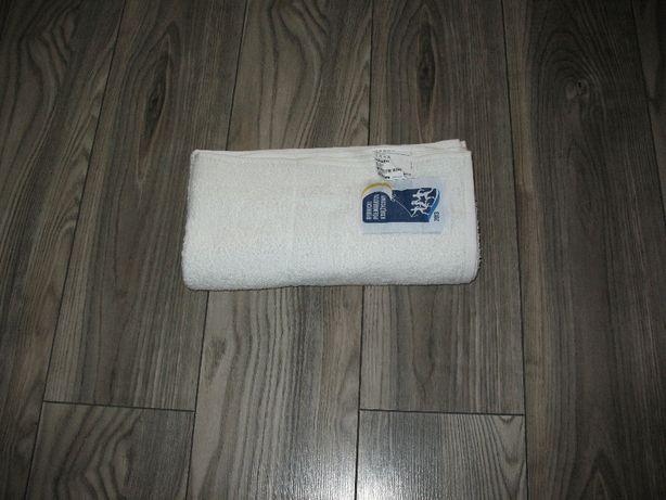 Ręcznik kąpielowy, biały 70x140 cm