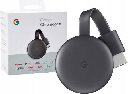 Google chromecast 3.0
