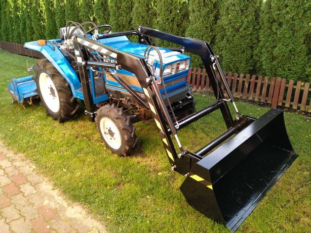 Usługi mini traktorem, glebogryzarka, pług, ogród