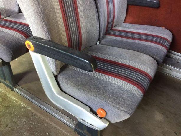 сиденья ,сидіння для бусів Мercedes,Neoplan116,316