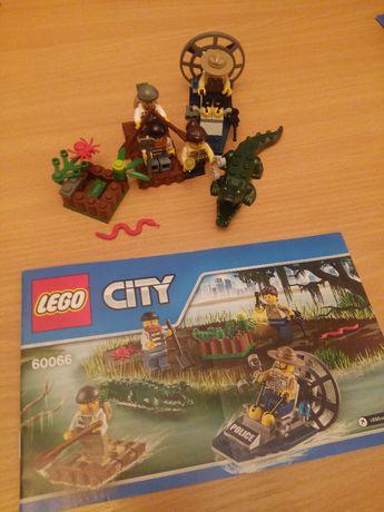 LEGO city «Новая Лесная Полиция» (Артикул: 60066)